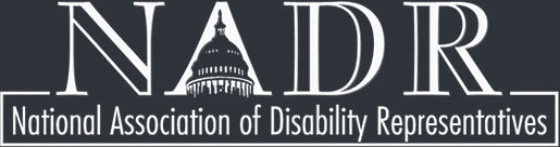 NADR - National Association of Disability Representatives